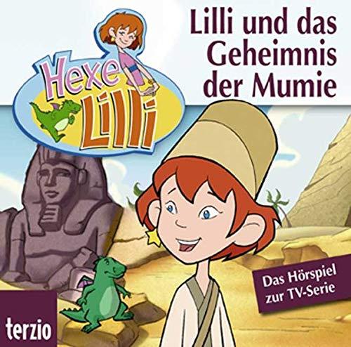Hexe Lilli: Lilli und das Geheimnis der Mumie: Folge 12