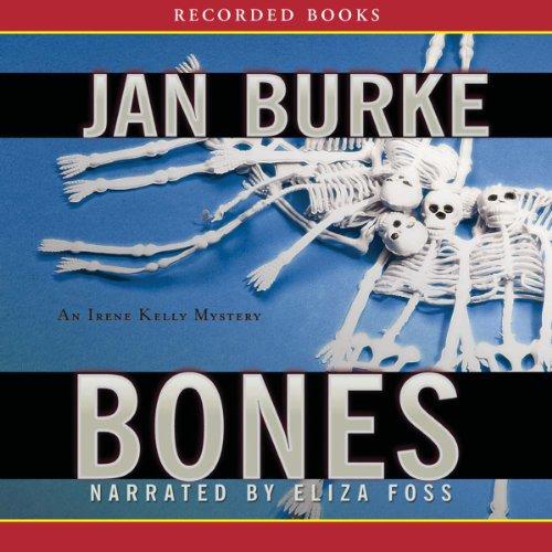 Bones  audiobook cover art