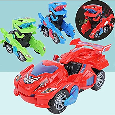 Transforming Dinosaur Toys, Automatic Transform...