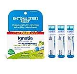 Boiron Ignatia Amara 30c Homeopathic Medicine for Emotional Stress Relief, 3 Tubes