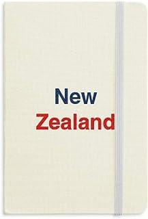 غطاء صلب منقوش عليه علم نيوزيلندا بألوان العلم دفتر الملاحظات الرسمي من النسيج الصلب الكلاسيكي يوميات يوميات يوميات يوميات