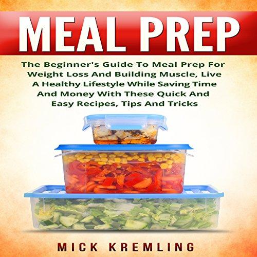 Meal Prep cover art