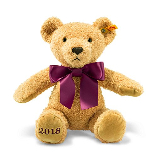 Steiff Teddybaer 34 goldbraun Cosy Year 2018, beige, 113321