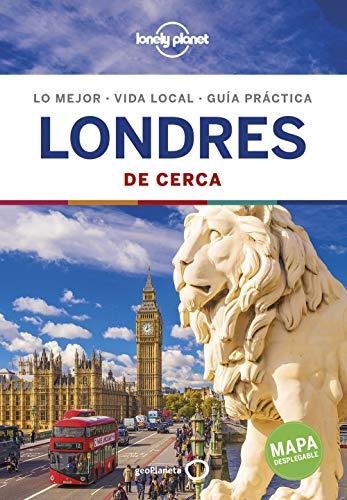 Londres De cerca 6 (Guías De cerca Lonely Planet)