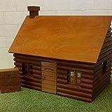 シルバニアファミリー 木製丸太小屋 初期