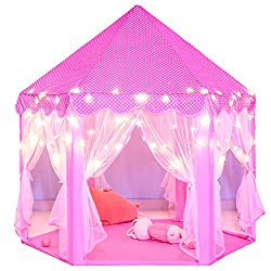Image of Sumerice Girls Play Tent...: Bestviewsreviews