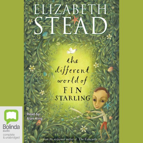 The Different World of Fin Starling audiobook cover art