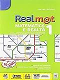 Realm@t. Aritmetica, geometria, matematica. Con tavole. Per la Scuola media. Con ebook. Con espansione online (Vol. 1)