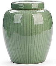 Funeral Urns Large Capacity Sealing Cremation Urn Human Ashes Keepsake Urns at Home Ashes Casket (Size : #1)