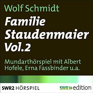 Familie Staudenmaier 2 Titelbild