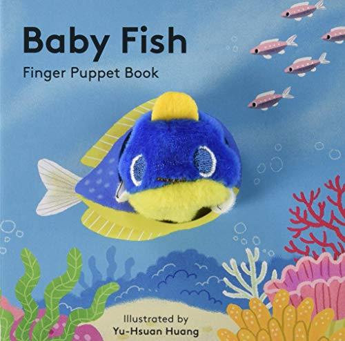 Baby Fish. Finger Puppet Book (Little Finger Puppet Board Books)