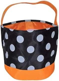 Jolly Jon Halloween Trick Treat Bags - Kids Candy Bucket Tote Bag