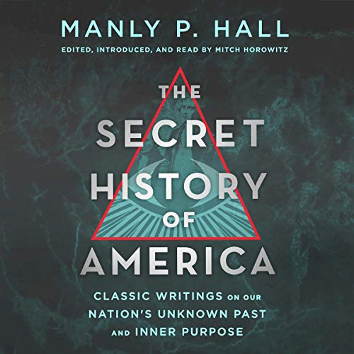 The Secret History of America audiobook cover art
