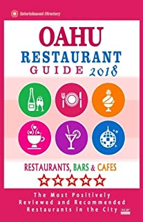 Oahu Restaurant Guide 2018: Best Rated Restaurants in Oahu, Hawaii - Restaurants, Bars and Cafes Recommended for Tourist 2018