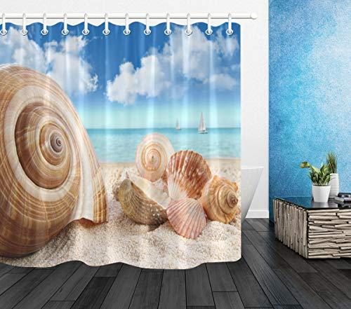 Nyngei Duschvorhang, wasserdicht, 183 x 183 cm