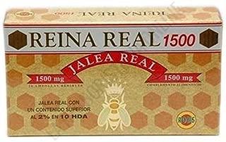 Reina Real 1500 20 ampollas de 1500 mg de Robis
