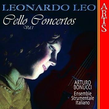 Leo: Concerti Per Violoncello, 2 Violini E Continuo - Vol. 1