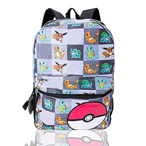 Backpack - Miotlsy Kinder Kinderrucksack Mit, Flamiau, Bauz Und Robball Kinder Rucksack