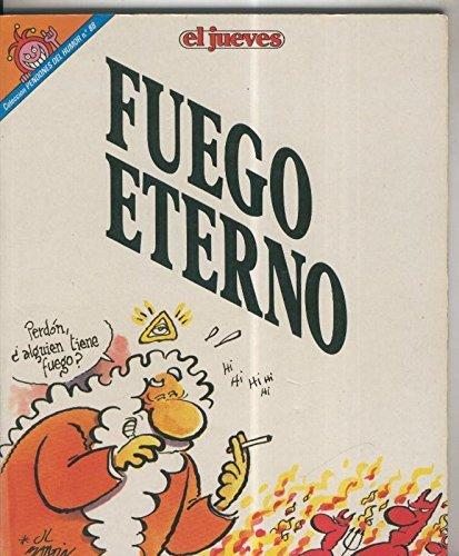Pendones del Humor numero 088: El Dios: Fuego eterno