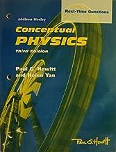 Paul G. Hewitt Helen Yan by Conceptual Physics: Next Time Questions Edition: third (1999-08-01)