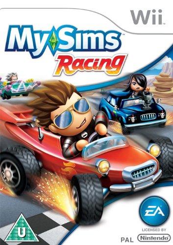 MySims Racing (Wii) [Importación inglesa]
