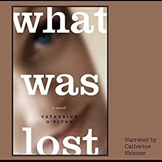 What Was Lost                   By:                                                                                                                                 Catherine O'Flynn                               Narrated by:                                                                                                                                 Catherine Skinner                      Length: 6 hrs and 52 mins     46 ratings     Overall 3.5