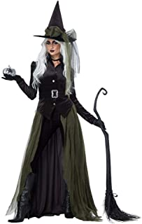 Gothic Witch Costume for Adults