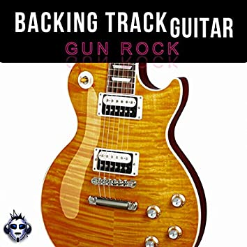 Gun Rock Top One Guitar Backing Track A minor