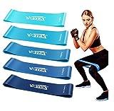 WOTEK Bandas Elasticas Fitness, Cintas Elasticas Musculacion Goma Elastica Fitness...
