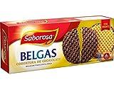 Saborosa - Galletas Belgas de Chocolate Saborosa 198 Gr