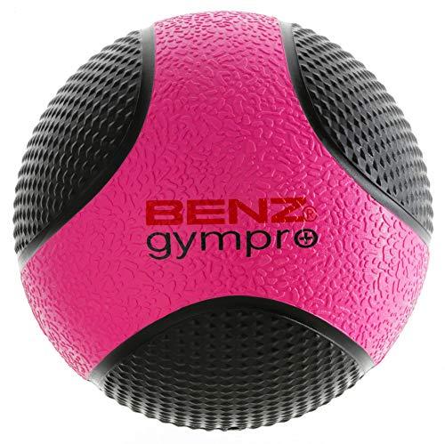 Gotthilf Benz Turngerätefabrik GmbH + Co. KG Gympro - Medizinball (2,0kg - Rosa)