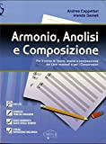 Armonia, analisi e composizione: Noten, Musiktheorie, Lehrmaterial