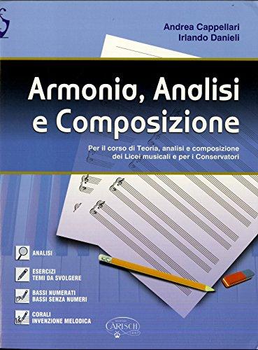 Armonia, analisi e composizione