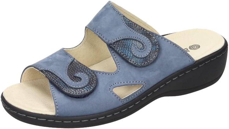 Dr. Brinkmann Womens-Pantolette blue 701131-5