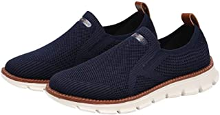 Zapatos de Running para Hombres Zapatillas Calzado Ligero Sneakers para Caminar Gimnasio Zapatos Deporte Correr Fitness Escuela