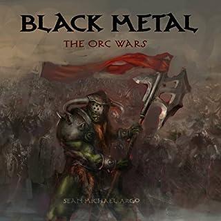 Black Metal audiobook cover art