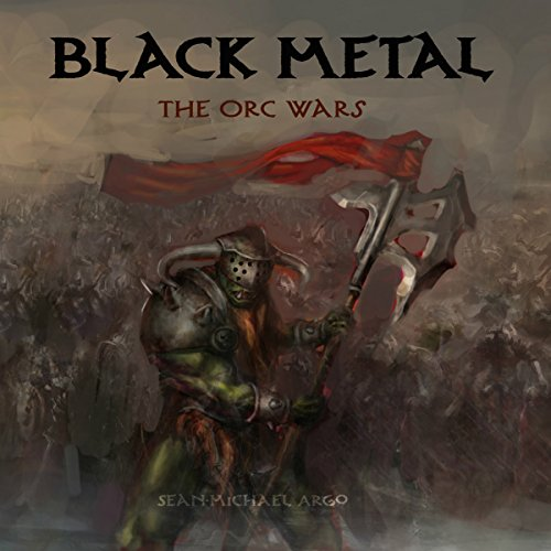 Black Metal audiobook cover art
