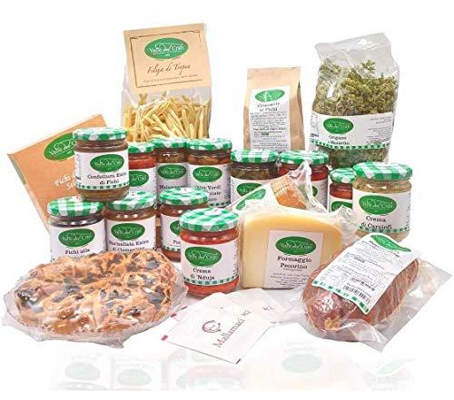 Dispensa Calabrese Regalo Festività , Regalo Alimentare per Pasqua Natale , Confezione Alimentare...