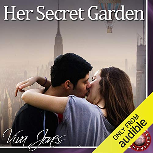 Her Secret Garden audiobook cover art