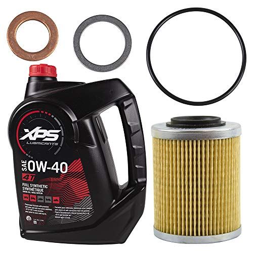 Can Am Maverick X3 Oil Change Kit