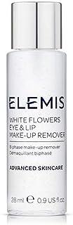 Elemis Make-up remover, wit bloemen, oog- en lippen, 2 fasen oogmake-up remover, 1 verpakking (1 x 28 ml)