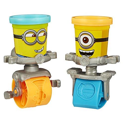 Play-Doh Hasbro B0788EU5 - Minions Stempelräder