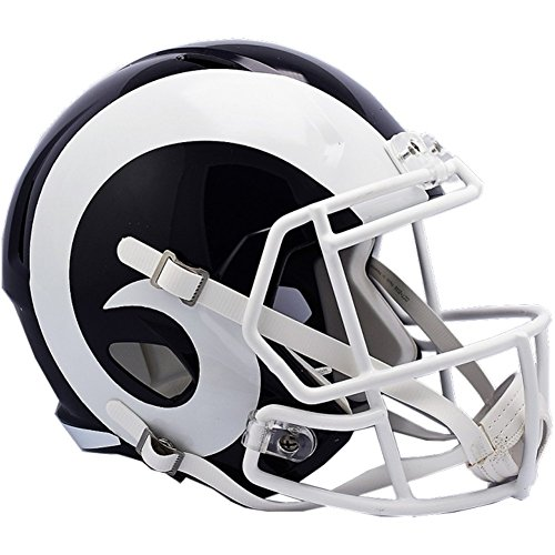 Riddell Speed Replica Football Helm - NFL Los Angeles Rams