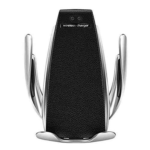 OFAY Draadloze Auto Oplader, Automatische Klem Mount 10W Snel Opladen Auto Oplader Houder Compatibel met Iphone Xs/Xs Samsung Galaxy Note 9