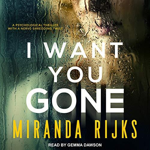 Page de couverture de I Want You Gone