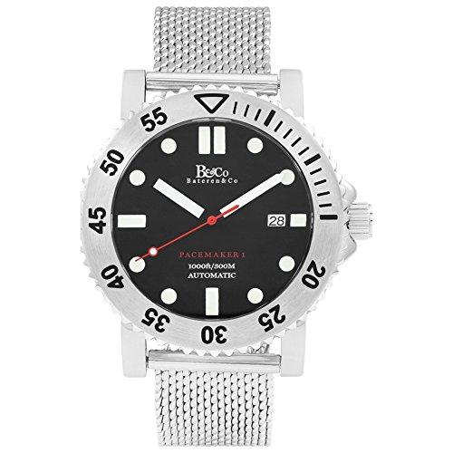 Bateren and Co BAC006 Reloj de Hombres
