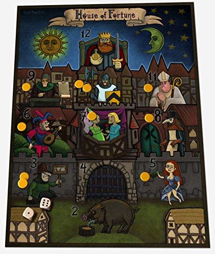 Spieltz House of Fortune - das Glückshaus - Brettspiel