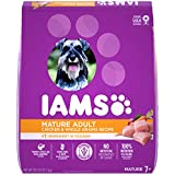 IAMS PROACTIVE HEALTH Mature Adult Dry Dog Food for Senior Dogs with...