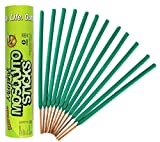 Murphy's Mosquito Sticks | Plant Based DEET Free Insect Repellent Incense Sticks | Bamboo Infused...