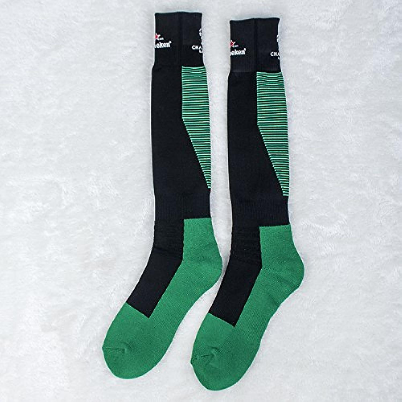 ZHUDJ Cotton Socks Cotton Socks Long Tube Ventilation Long Tube Football Socks 10 Pairs